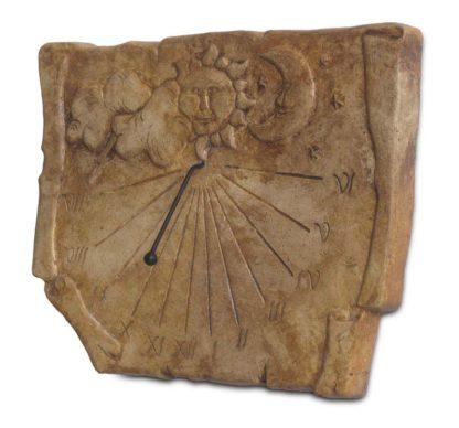 meridiana a parete col. old stone, cod. 08MPOS