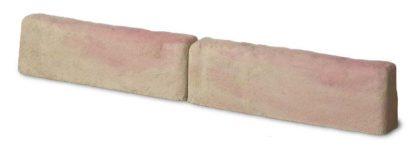 cordolo 50 per aiuole col. pietre del borgo, cod. 05C50P