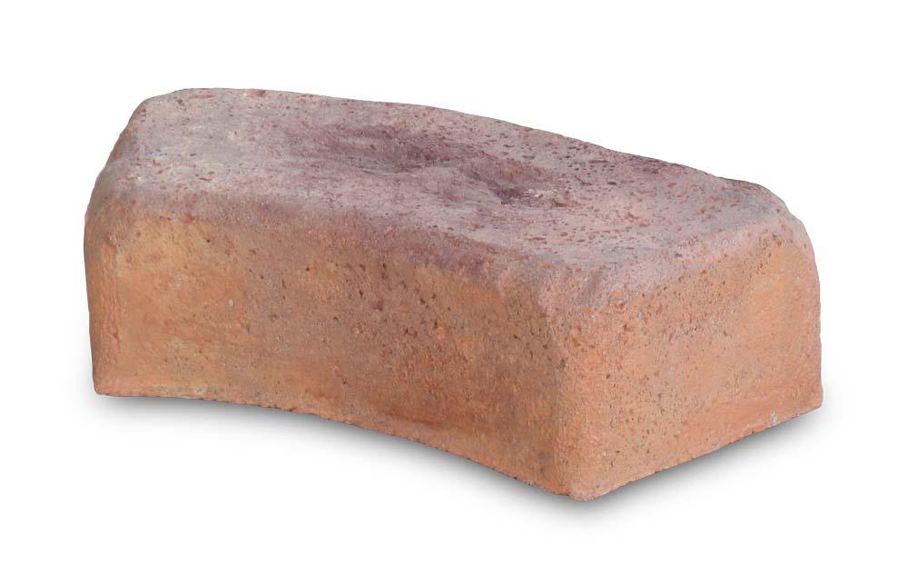 Bordo curvo da 80 a 130 r c di rinaldi geom franco for Mattoni per aiuole