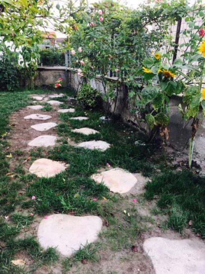 piastre pedonali col. pietre del borgo, cod. 05PP, località: Casale Monferrato (Alessandria)