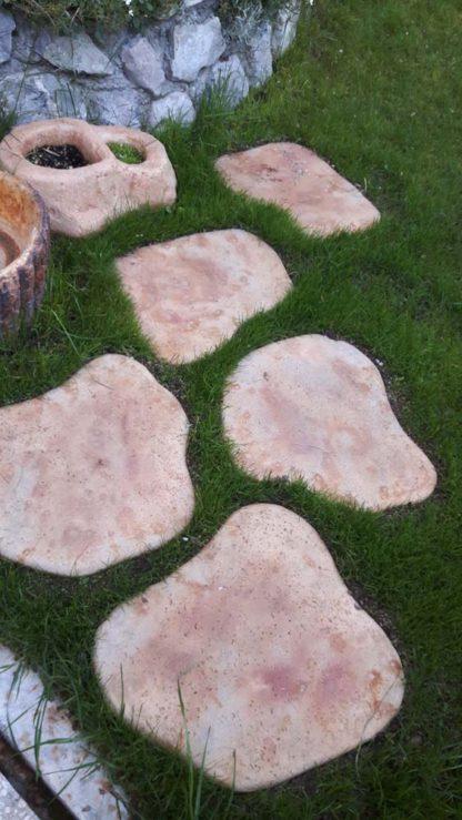 piastre pedonali col. pietre del borgo, cod. 05PP, località: Ledro (Trento)