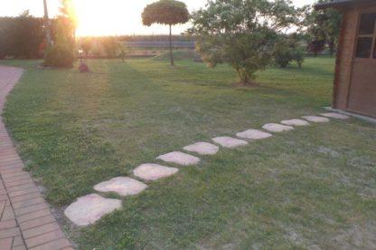 piastre pedonali col. pietre del borgo, cod. 05PP, località: Renazzo di Cento (Ferrara)
