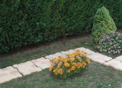 selciato per vialetti col. pietre del borgo, cod. 05SP, località: Lendinara (Rovigo)