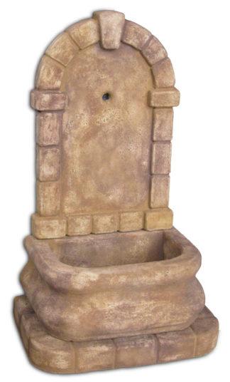 fontana a muro Aurelia col. old stone, cod. 03FAOS