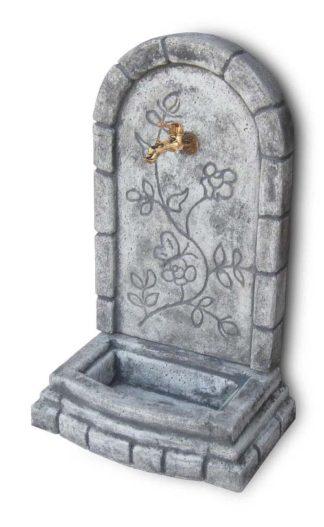fontana a muro Perugia col. antichizzato, cod. 03FMPAT