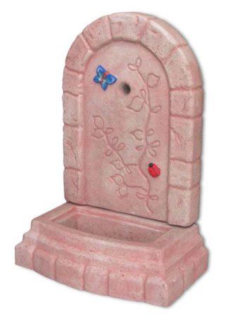 fontana a muro Terni col. rosa antico, cod. 03FMTRA