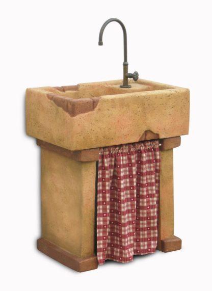 lavello Bolsena col. pietre del borgo, 03LBOP