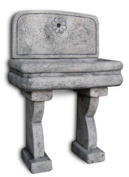 lavello per esterno col. antichizzato, cod. 03LEAT