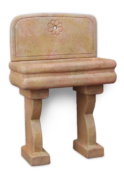 lavello per esterno col. pietre del borgo, cod. 03LEP