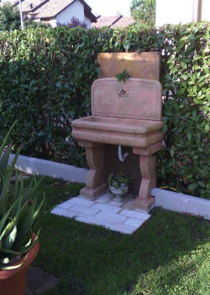 lavello per esterno col. pietre del borgo, cod. 03LEP, località: Frosinone
