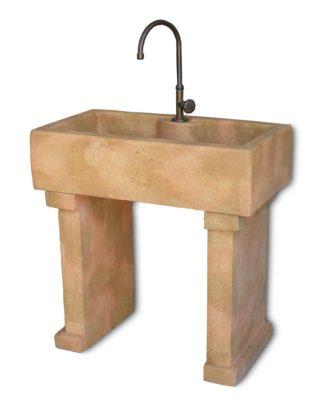 lavello Resia col. pietre del borgo, 03LREP