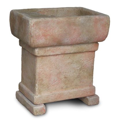 lavello Trasimeno col. pietre del borgo, cod. 03LGAP, vista posteriore