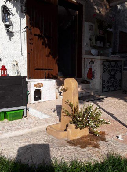 fontana Arezzo col. old stone, cod. 03FAROS, località: Negrar (Verona)