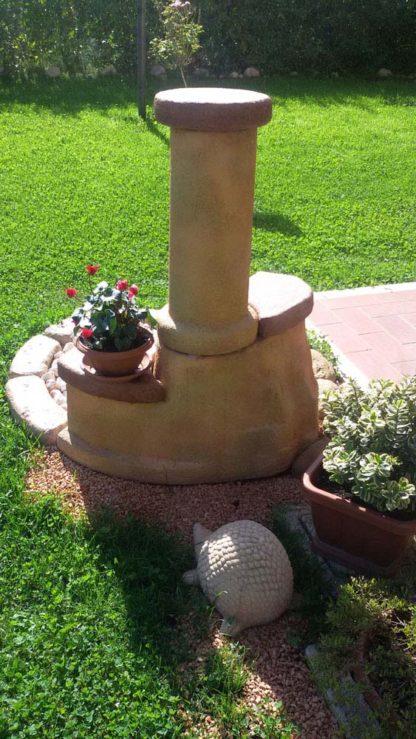 fontana azalea easy col. pietre del borgo, retro, cod. 03FAZEP, località: Rieti