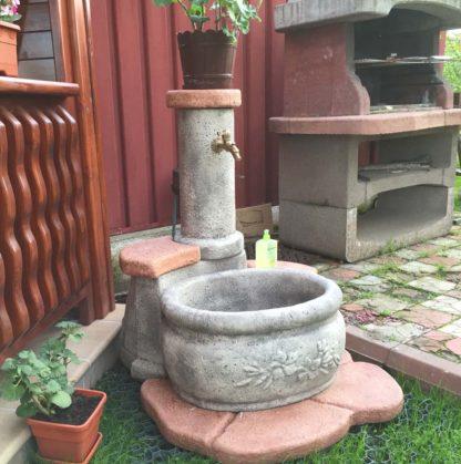 fontana azalea col. antichizzato, cod. 03FAZAT, località: Galati (Romania)