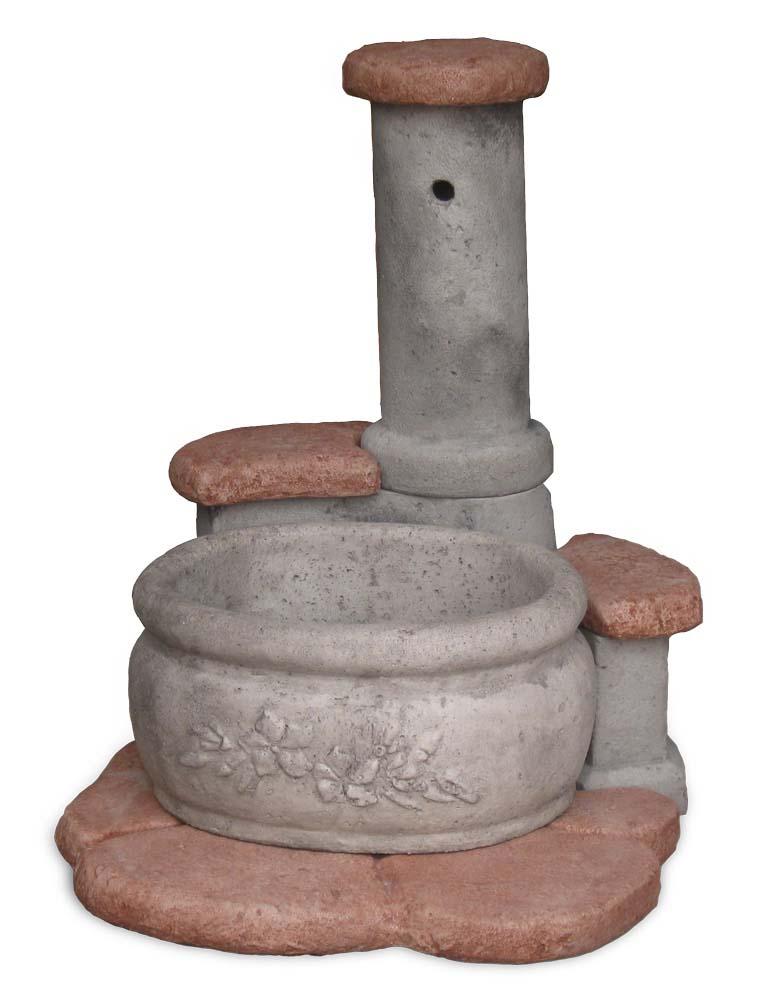Fontana azalea r c di rinaldi geom franco for Articoli x giardino