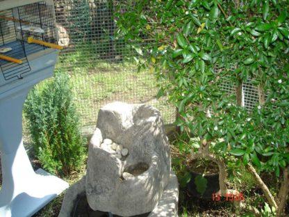 fontana Colorado con gioco d'acqua col. antichizzato, cod. 13FCOAT, località: Bologna
