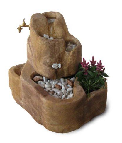 fontana Colorado con gioco d'acqua col. old stone, cod. 13FCOOS