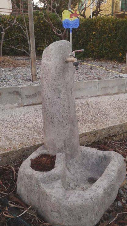 fontana Cortina col. antichizzato, cod. 03FCAT, località: Sanremo (Imperia)