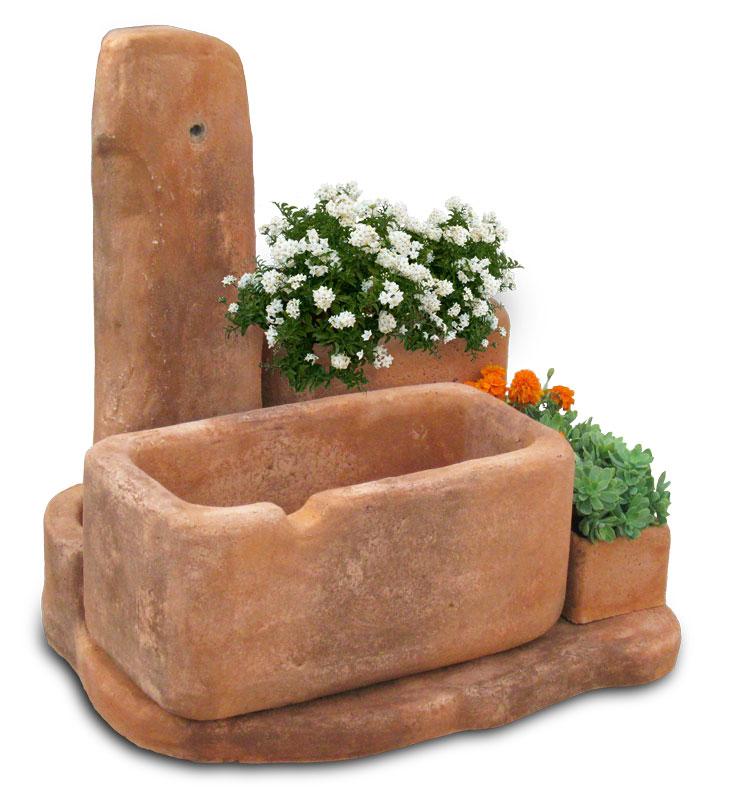 Fontana dolomiti 60 r c di rinaldi geom franco for Articoli x giardino