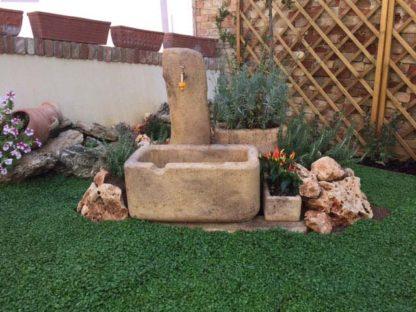 fontana Dolomiti 60 col. old stone, cod. 03FD60OS, località: San Benedetto del Tronto (Ascoli Piceno)