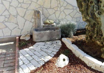 fontana Dolomiti 80 col. antichizzato, cod. 03FD80AT, località: Noventa Vicentina (Vicenza)
