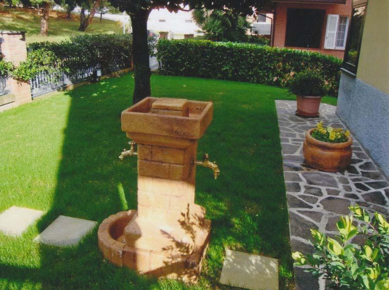 Fontane zen da esterno fontane da giardino con pompa - Giardino feng shui ...