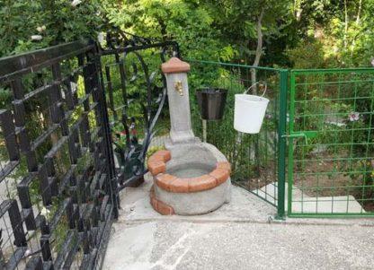 fontana Firenze col. antichizzato, cod. 03FFIAT, località: San Severino Marche (Macerata)