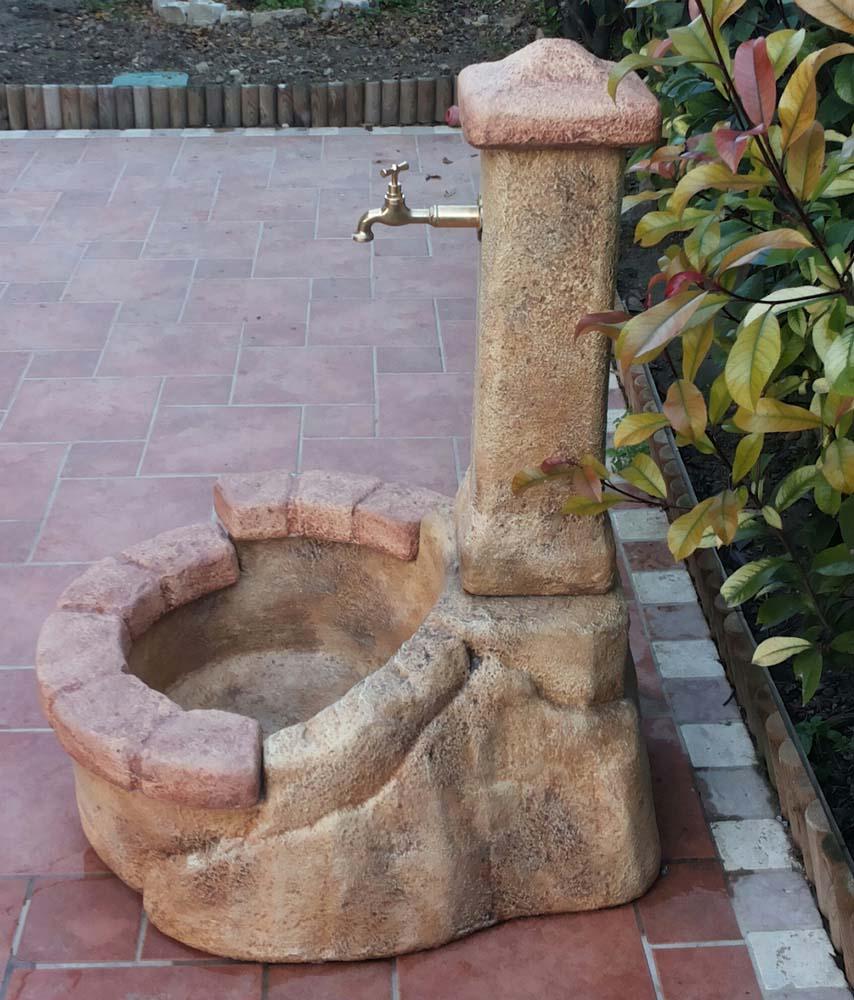Fontana Firenze R C Di Rinaldi Geom Franco