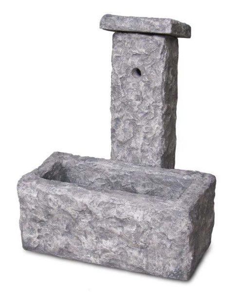 Fontana pusteria r c di rinaldi geom franco - Accessori per fontane da giardino ...