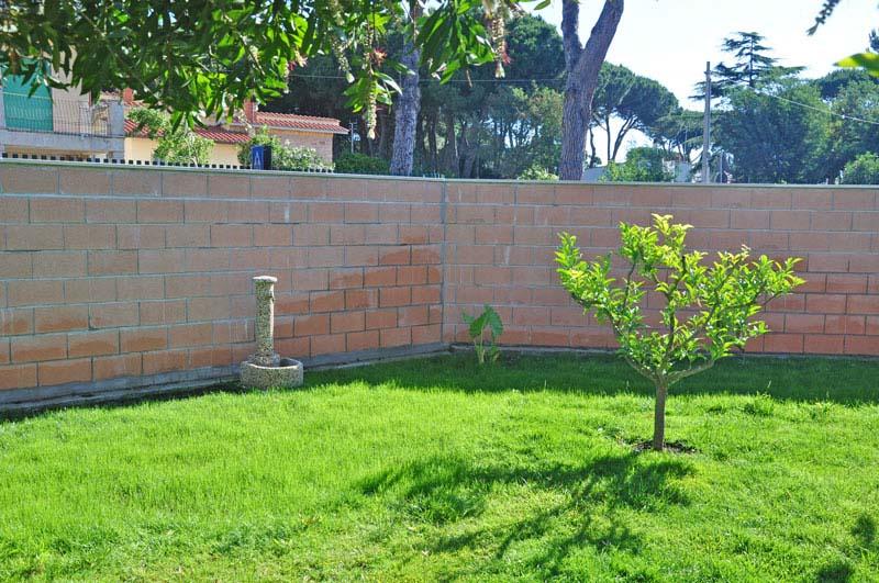 Fontana semicerchio fontane da giardino r c di - Fontane da giardino roma ...