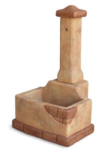 fontana Val di Pejo col. mattone, cod. 03FVDPM
