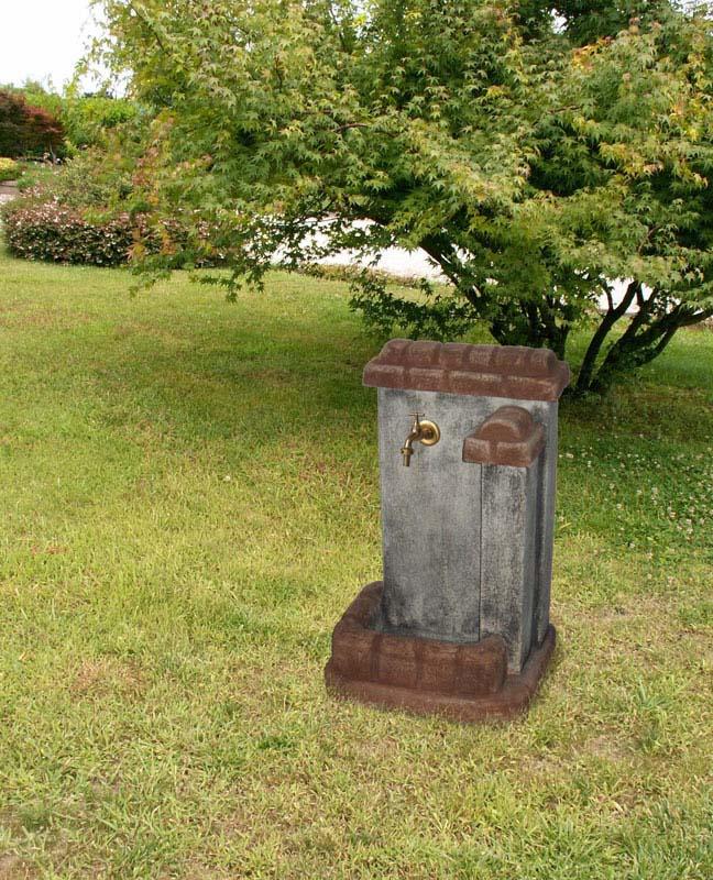 Fontana vienna fontane da giardino r c di rinaldi for Articoli da giardino
