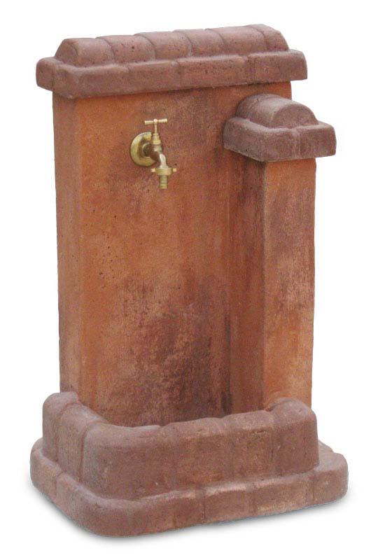 Fontana vienna r c di rinaldi geom franco - Accessori per fontane da giardino ...