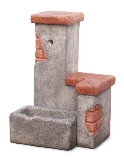 fontana fonte del casale easy col. antichizzato, cod. 03FDCEAT