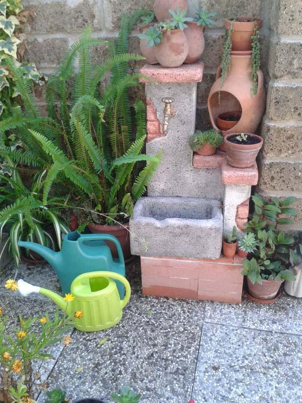 Fonte del casale easy fontane da giardino r c di - Foto fontane da giardino ...