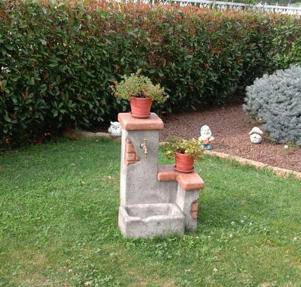 Fonte del casale easy r c di rinaldi geom franco for Articoli x giardino