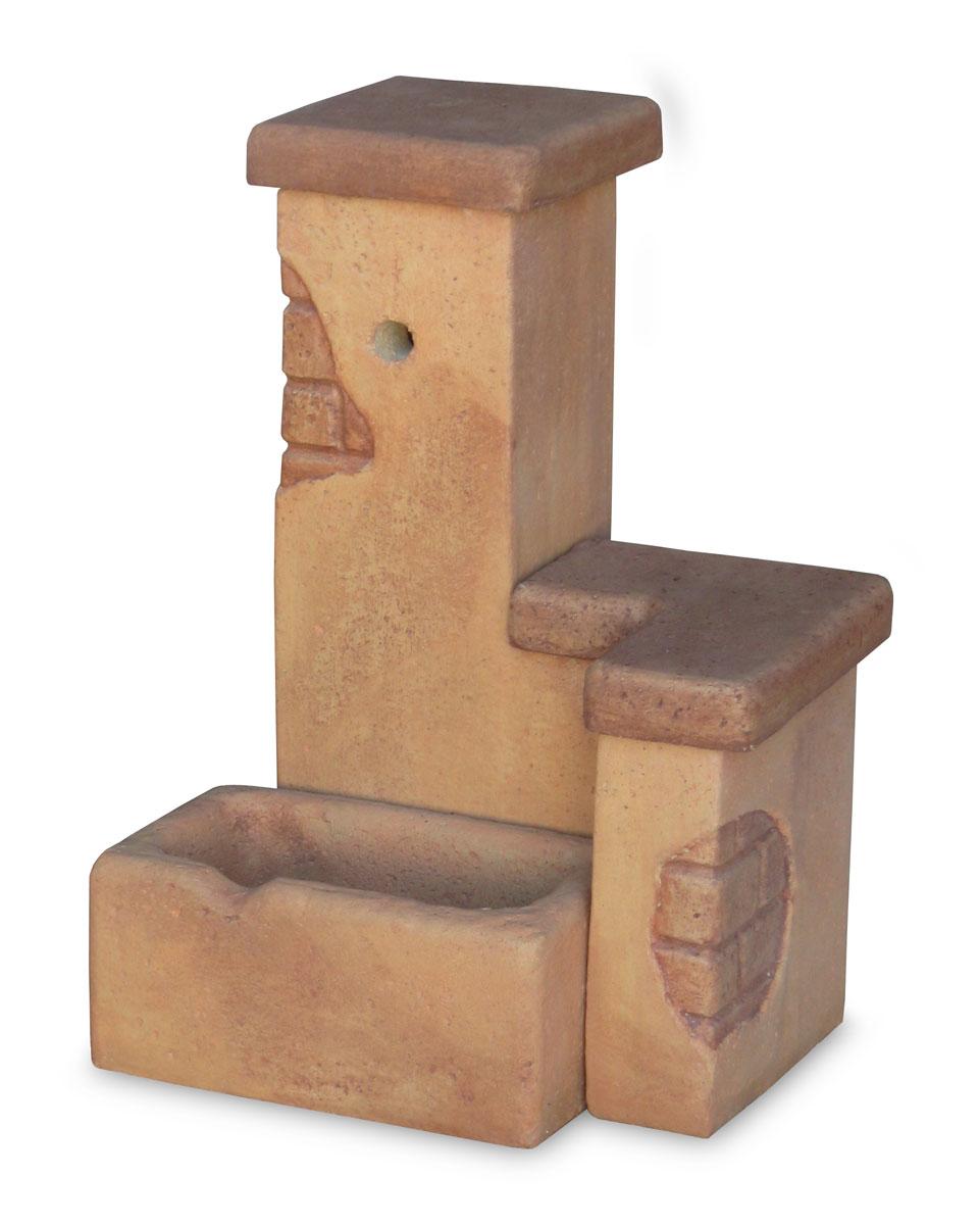 Fonte del casale easy fontane da giardino r c di rinaldi geom franco - Fontane fai da te per giardino ...