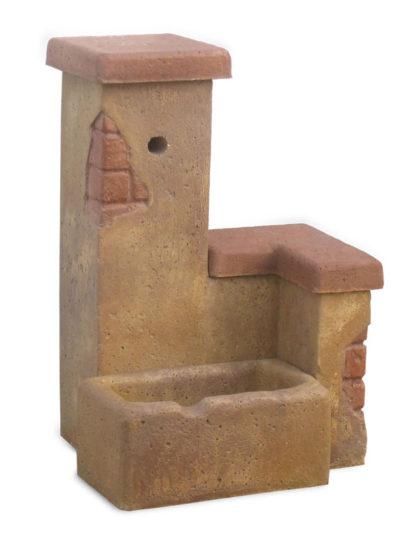 fontana fonte del casale easy col. old stone, cod. 03FDCEOS