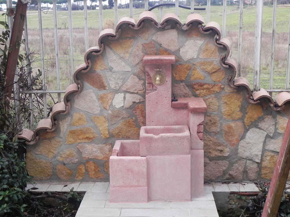 Fonte del casale easy  Fontane da giardino  R.C. di ...