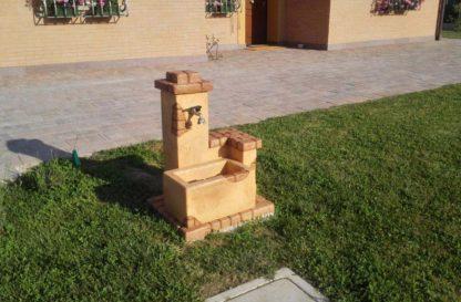fontana fonte del casale col. mattone, cod. 03FDCM, località: Minerbio (Bologna)