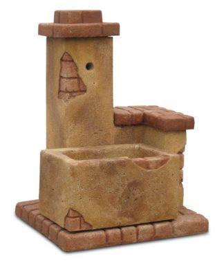 fontana fonte del casale col. old stone, cod. 03FDCOS