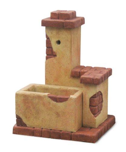 fontana fonte del casale col. pietre del borgo, cod. 03FDCP