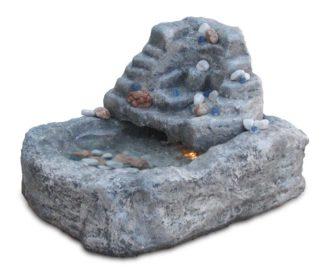gioco d'acqua Adige col. antichizzato, cod. 13GADAT