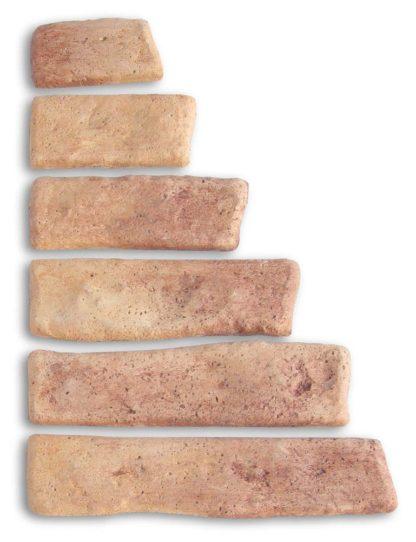 battiscopa 8 col. mattone, cod. 12BA8M