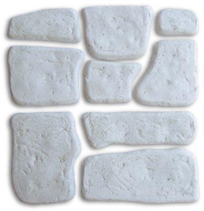 pietre murali Toscana col. bianco, cod. 12PMTOGB