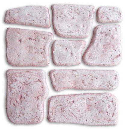 pietre murali Toscana col. rosa antico, cod. 12PMTORA
