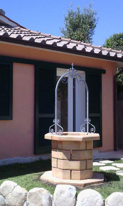 pozzo da giardino 60 col. pietre del borgo, cod. 06PB60P, località: Isola d'Elba, Portoferraio (Livorno)