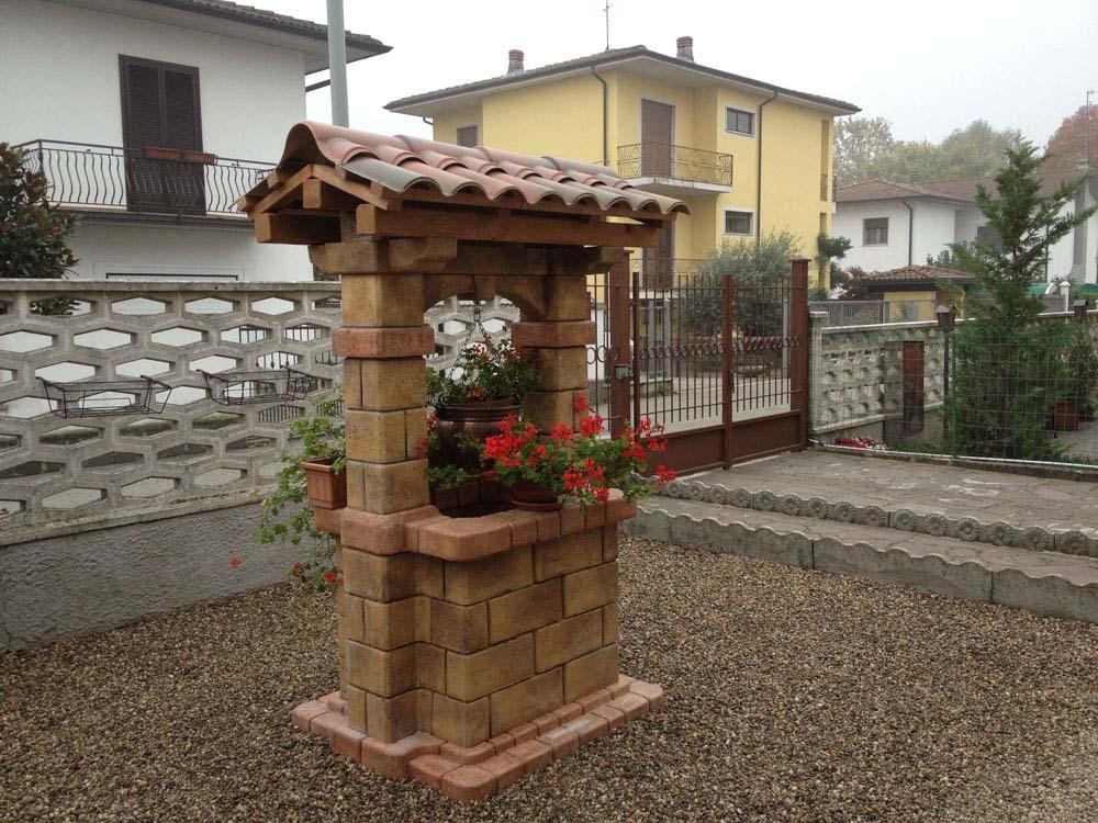 pozzo country pozzi decorativi da giardino r c di