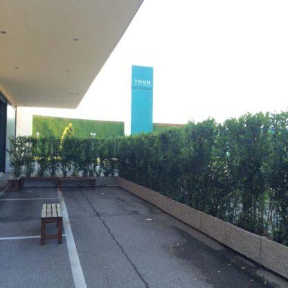 fioriera rettangolare 100x35 ghiaia di fiume, cod. 01FR100x35F, località: Mantova